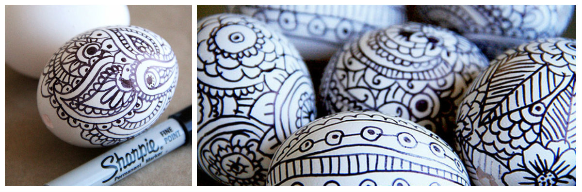 Top 6 Ways to decorate your EASTER EGG!!, 4