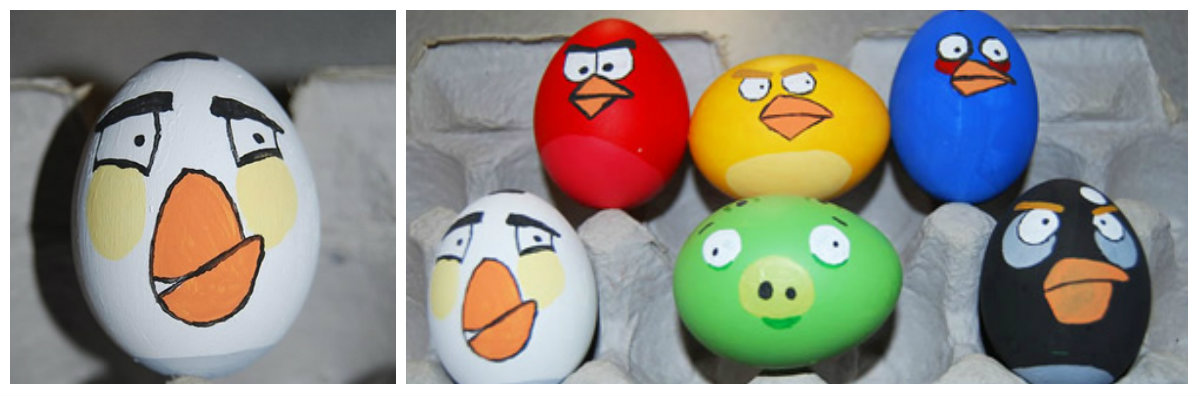 Top 6 Ways to decorate your EASTER EGG!!, 6