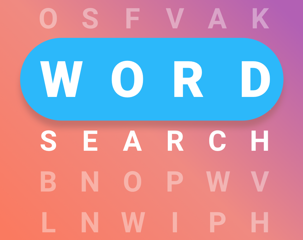 Mind maps and wordsearch